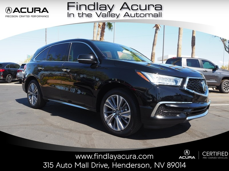 Certified PreOwned Acura MDX With Technology Package DR In - Acura mdx wheels