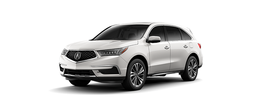 New Acura MDX With Technology Package Sport Utility In - 2018 acura mdx wheels