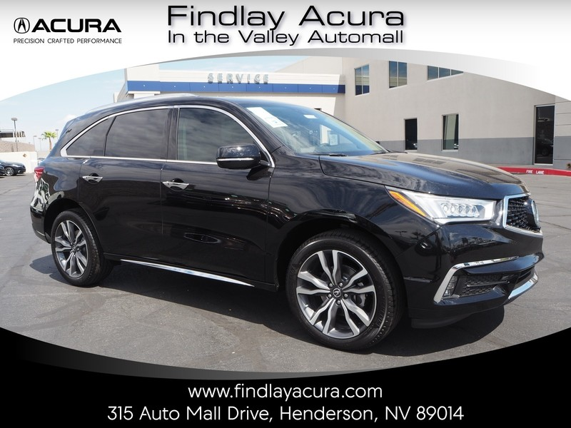 New Acura MDX ADVANCE P Sport Utility In Henderson - Acura mdx wheels