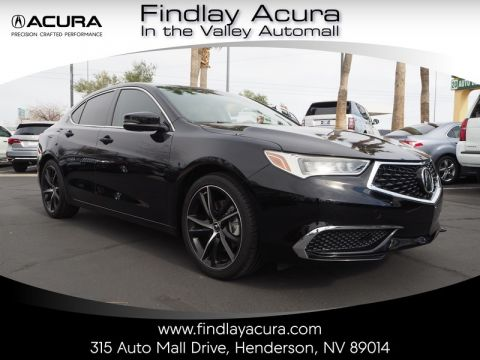Pre-Owned 2018 Acura TLX 2.4L TECHNOLOGY