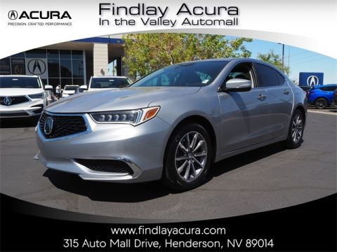 Pre-Owned 2019 Acura TLX 2.4L Technology Pkg FWD 4D Sedan