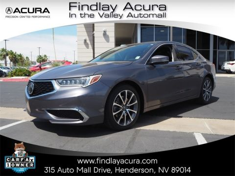 Pre-Owned 2019 Acura TLX 3.5L V6 FWD 4D Sedan