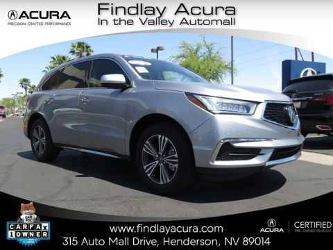 Certified Pre-Owned 2017 Acura MDX AWD
