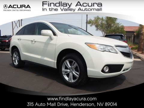 Pre-Owned 2013 Acura RDX TECHNOLOGY