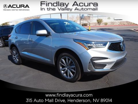 New 2019 Acura RDX with Technology Package