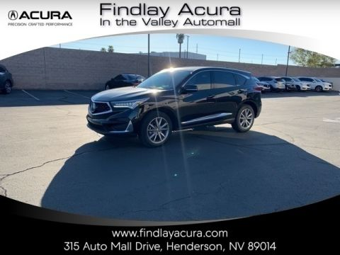 Pre-Owned 2020 Acura RDX Technology Package FWD 4D Sport Utility