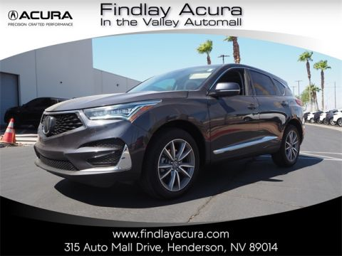 Pre-Owned 2020 Acura RDX Technology Package With Navigation & AWD