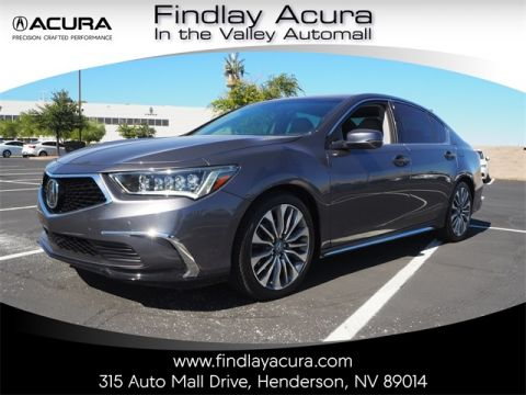 Pre-Owned 2018 Acura RLX